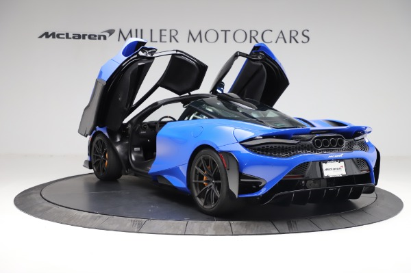 Used 2021 McLaren 765LT for sale Sold at Bugatti of Greenwich in Greenwich CT 06830 17