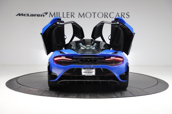 Used 2021 McLaren 765LT for sale Sold at Bugatti of Greenwich in Greenwich CT 06830 18