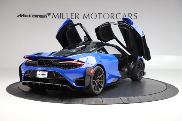 Used 2021 McLaren 765LT for sale Sold at Bugatti of Greenwich in Greenwich CT 06830 19