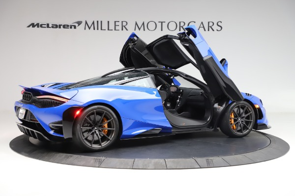 Used 2021 McLaren 765LT for sale Sold at Bugatti of Greenwich in Greenwich CT 06830 20