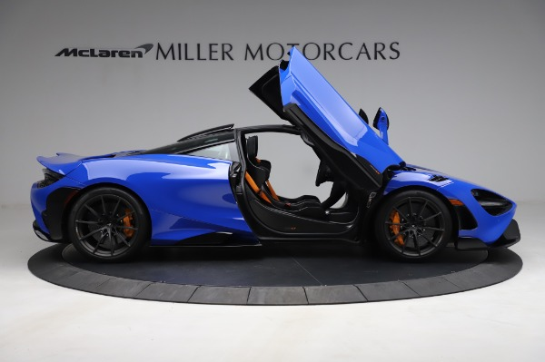 Used 2021 McLaren 765LT for sale Sold at Bugatti of Greenwich in Greenwich CT 06830 21