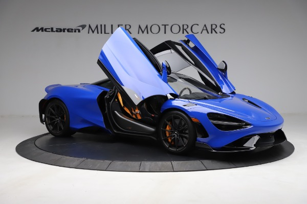 Used 2021 McLaren 765LT for sale Sold at Bugatti of Greenwich in Greenwich CT 06830 22