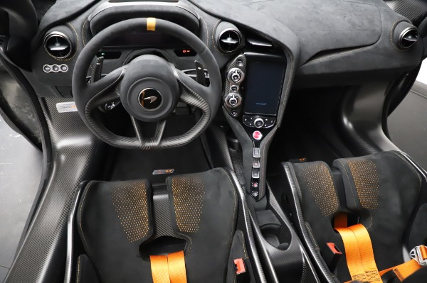 Used 2021 McLaren 765LT for sale Sold at Bugatti of Greenwich in Greenwich CT 06830 25