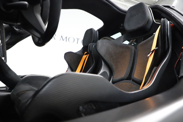 Used 2021 McLaren 765LT for sale Sold at Bugatti of Greenwich in Greenwich CT 06830 26