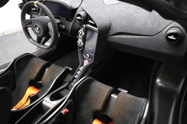 Used 2021 McLaren 765LT for sale Sold at Bugatti of Greenwich in Greenwich CT 06830 27