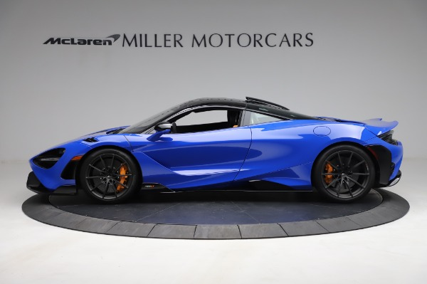 Used 2021 McLaren 765LT for sale Sold at Bugatti of Greenwich in Greenwich CT 06830 3