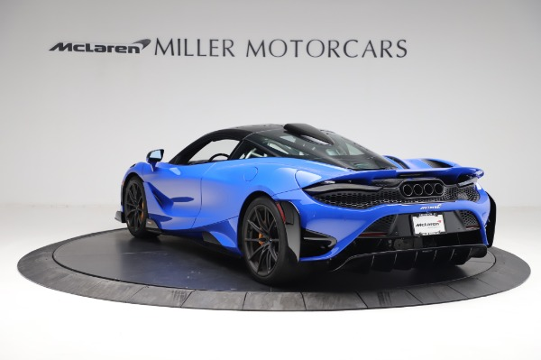Used 2021 McLaren 765LT for sale Sold at Bugatti of Greenwich in Greenwich CT 06830 4