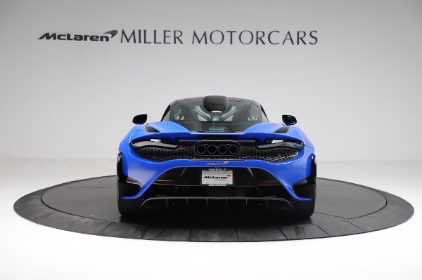 Used 2021 McLaren 765LT for sale Sold at Bugatti of Greenwich in Greenwich CT 06830 5