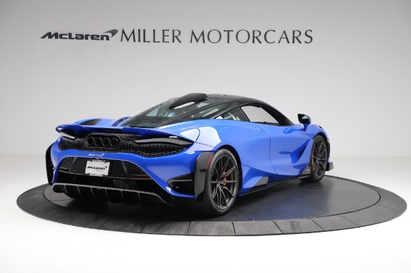 Used 2021 McLaren 765LT for sale Sold at Bugatti of Greenwich in Greenwich CT 06830 6