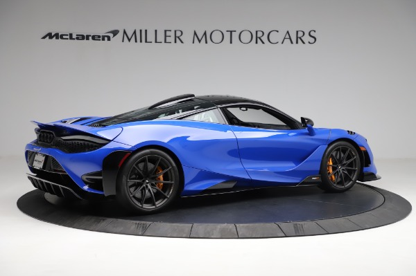 Used 2021 McLaren 765LT for sale Sold at Bugatti of Greenwich in Greenwich CT 06830 7