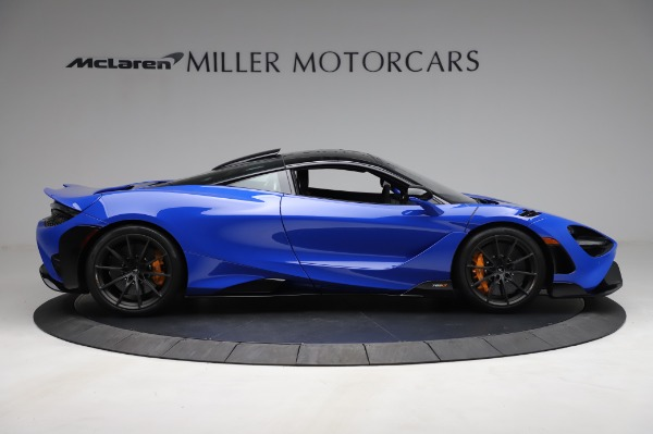 Used 2021 McLaren 765LT for sale Sold at Bugatti of Greenwich in Greenwich CT 06830 8