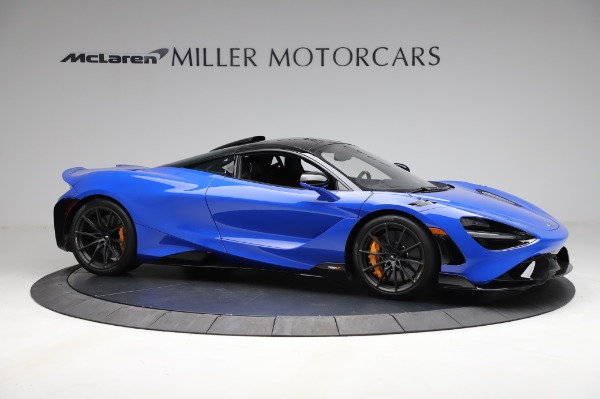 Used 2021 McLaren 765LT for sale Sold at Bugatti of Greenwich in Greenwich CT 06830 9