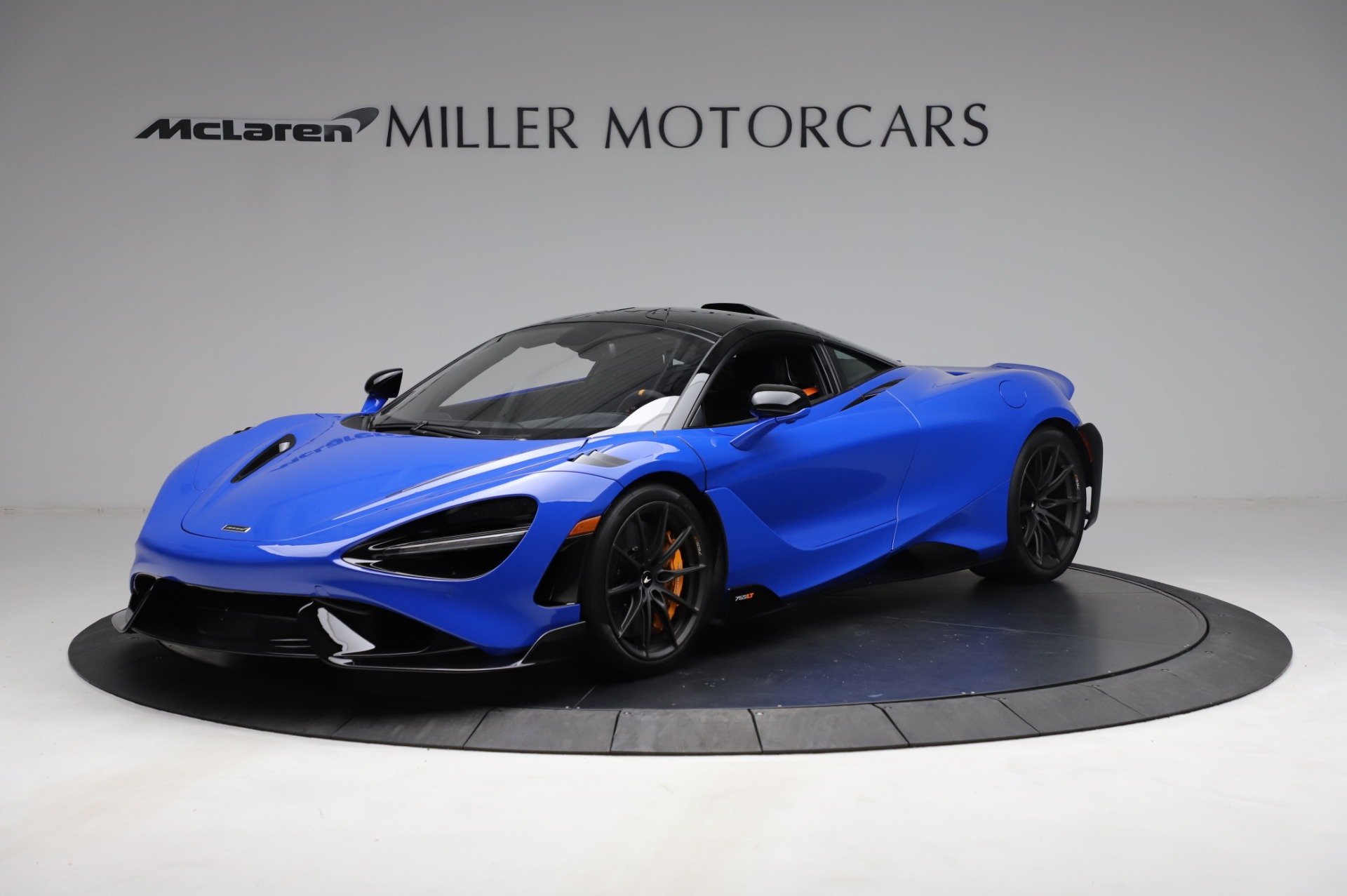 Used 2021 McLaren 765LT for sale Sold at Bugatti of Greenwich in Greenwich CT 06830 1