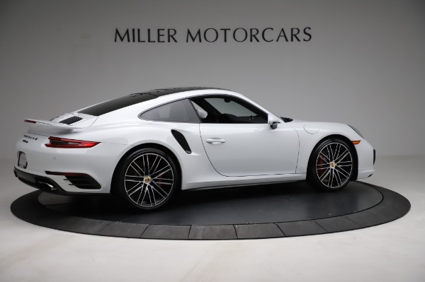 Used 2018 Porsche 911 Turbo for sale $159,990 at Bugatti of Greenwich in Greenwich CT 06830 11