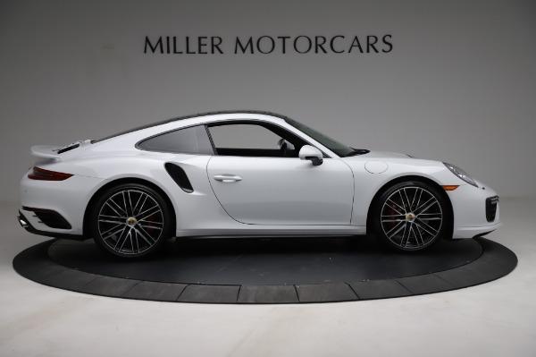 Used 2018 Porsche 911 Turbo for sale $159,990 at Bugatti of Greenwich in Greenwich CT 06830 12