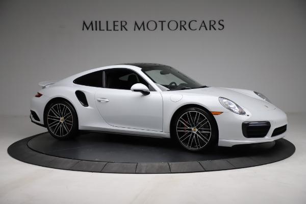 Used 2018 Porsche 911 Turbo for sale $159,990 at Bugatti of Greenwich in Greenwich CT 06830 13