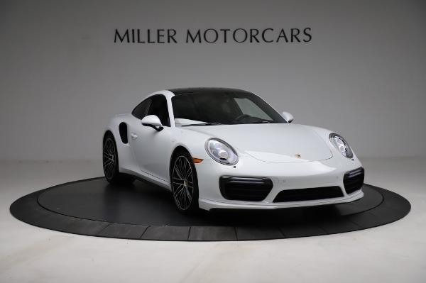 Used 2018 Porsche 911 Turbo for sale $159,990 at Bugatti of Greenwich in Greenwich CT 06830 15