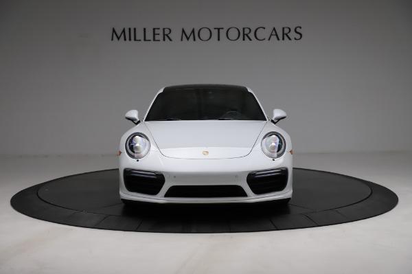 Used 2018 Porsche 911 Turbo for sale $159,990 at Bugatti of Greenwich in Greenwich CT 06830 16