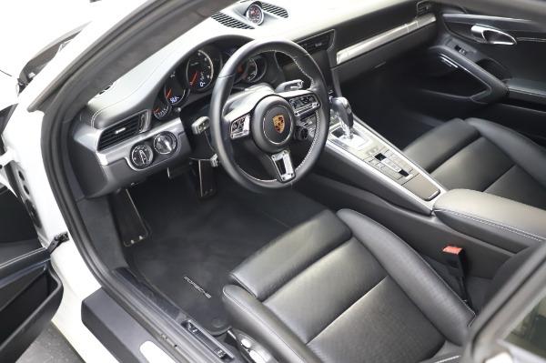 Used 2018 Porsche 911 Turbo for sale $159,990 at Bugatti of Greenwich in Greenwich CT 06830 17