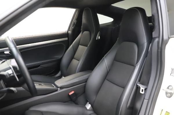 Used 2018 Porsche 911 Turbo for sale $159,990 at Bugatti of Greenwich in Greenwich CT 06830 18