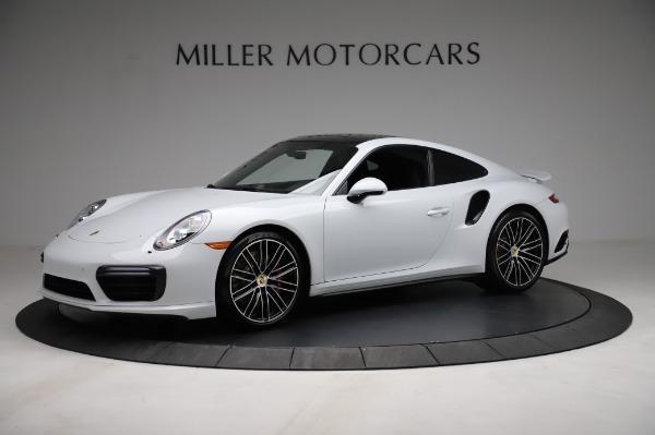 Used 2018 Porsche 911 Turbo for sale $159,990 at Bugatti of Greenwich in Greenwich CT 06830 2