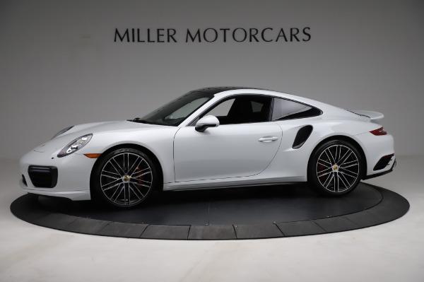 Used 2018 Porsche 911 Turbo for sale $159,990 at Bugatti of Greenwich in Greenwich CT 06830 3