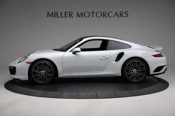 Used 2018 Porsche 911 Turbo for sale $159,990 at Bugatti of Greenwich in Greenwich CT 06830 4