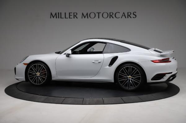 Used 2018 Porsche 911 Turbo for sale $159,990 at Bugatti of Greenwich in Greenwich CT 06830 5