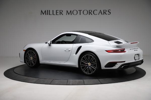 Used 2018 Porsche 911 Turbo for sale $159,990 at Bugatti of Greenwich in Greenwich CT 06830 6