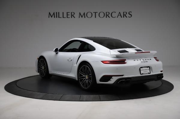 Used 2018 Porsche 911 Turbo for sale $159,990 at Bugatti of Greenwich in Greenwich CT 06830 7
