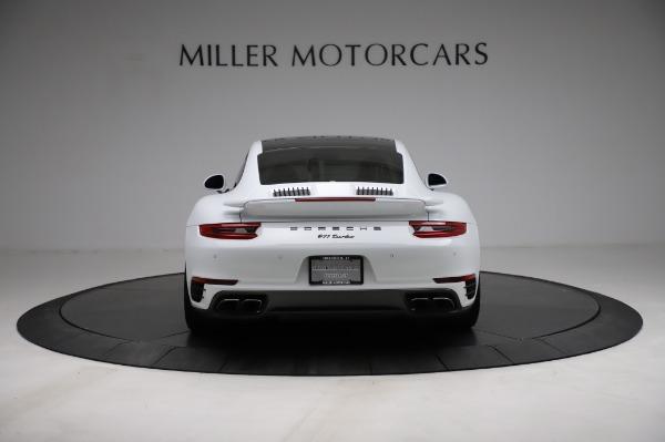 Used 2018 Porsche 911 Turbo for sale $159,990 at Bugatti of Greenwich in Greenwich CT 06830 8