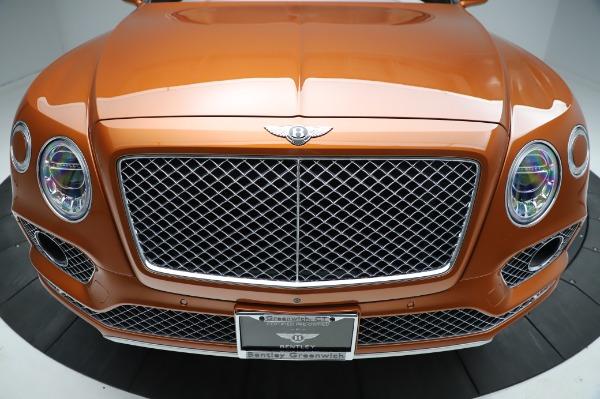 Used 2018 Bentley Bentayga Onyx Edition for sale $149,900 at Bugatti of Greenwich in Greenwich CT 06830 13