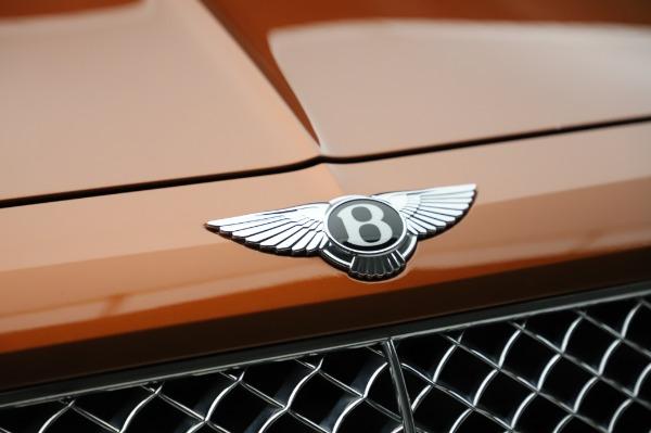Used 2018 Bentley Bentayga Onyx Edition for sale $149,900 at Bugatti of Greenwich in Greenwich CT 06830 14