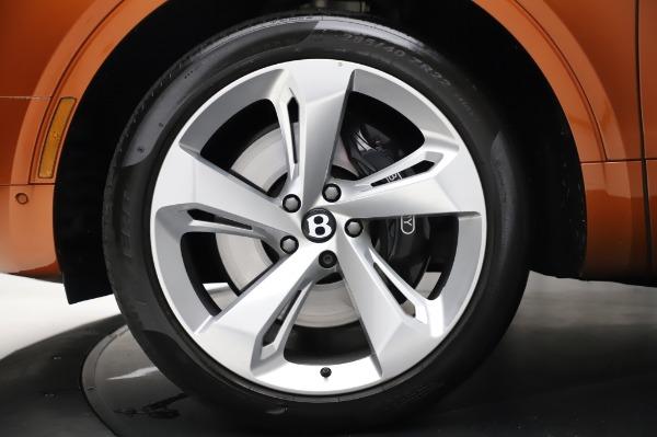 Used 2018 Bentley Bentayga Onyx Edition for sale $149,900 at Bugatti of Greenwich in Greenwich CT 06830 15