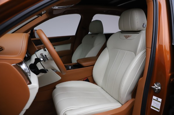 Used 2018 Bentley Bentayga Onyx Edition for sale $149,900 at Bugatti of Greenwich in Greenwich CT 06830 19