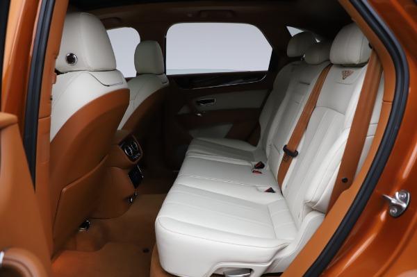 Used 2018 Bentley Bentayga Onyx Edition for sale $149,900 at Bugatti of Greenwich in Greenwich CT 06830 22