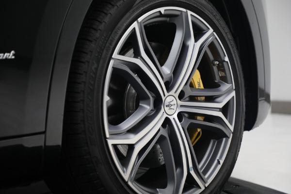 New 2021 Maserati Levante S Q4 GranSport for sale Call for price at Bugatti of Greenwich in Greenwich CT 06830 13