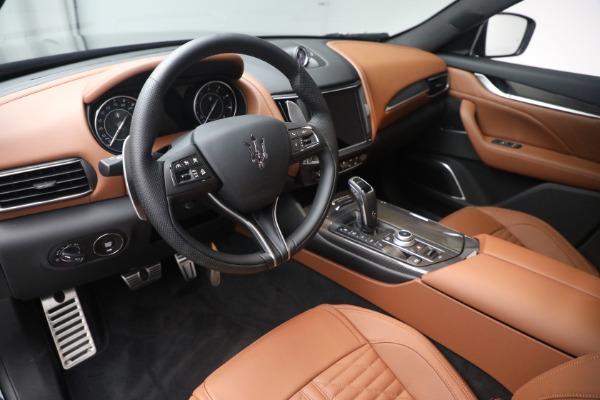 New 2021 Maserati Levante S Q4 GranSport for sale Call for price at Bugatti of Greenwich in Greenwich CT 06830 15