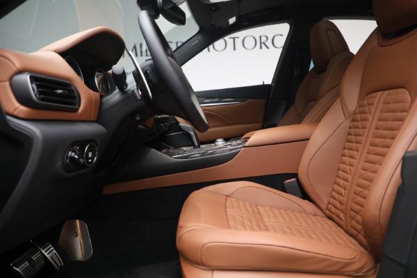 New 2021 Maserati Levante S Q4 GranSport for sale Call for price at Bugatti of Greenwich in Greenwich CT 06830 16