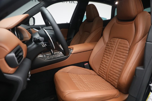 New 2021 Maserati Levante S Q4 GranSport for sale Call for price at Bugatti of Greenwich in Greenwich CT 06830 17
