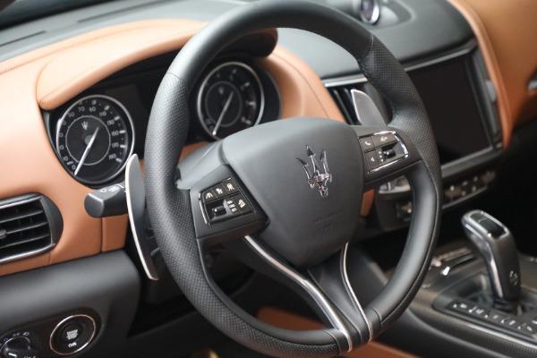 New 2021 Maserati Levante S Q4 GranSport for sale Call for price at Bugatti of Greenwich in Greenwich CT 06830 19