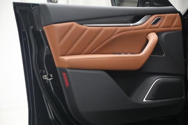 New 2021 Maserati Levante S Q4 GranSport for sale Call for price at Bugatti of Greenwich in Greenwich CT 06830 23