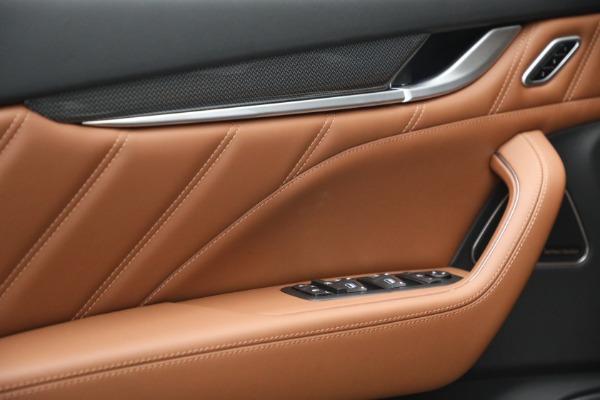 New 2021 Maserati Levante S Q4 GranSport for sale Call for price at Bugatti of Greenwich in Greenwich CT 06830 24
