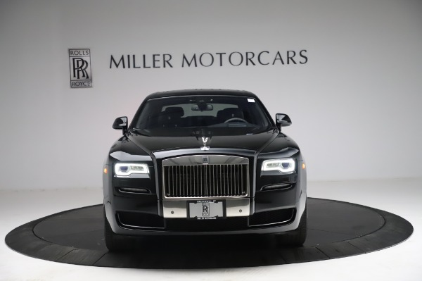 Used 2017 Rolls-Royce Ghost for sale $209,900 at Bugatti of Greenwich in Greenwich CT 06830 17