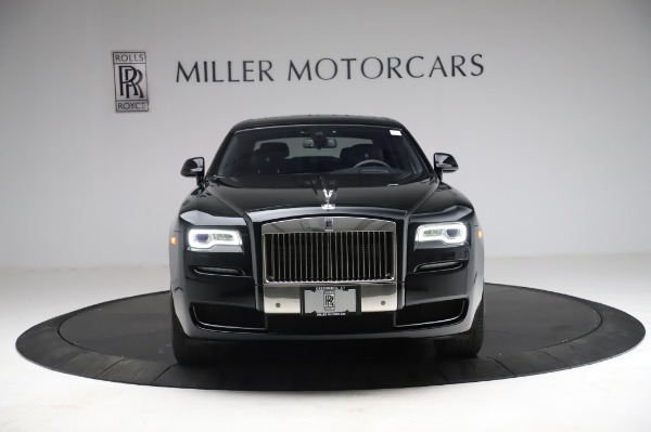 Used 2017 Rolls-Royce Ghost for sale $209,900 at Bugatti of Greenwich in Greenwich CT 06830 2