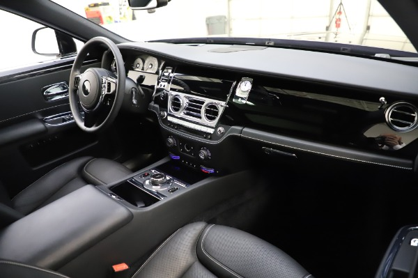 Used 2017 Rolls-Royce Ghost for sale $209,900 at Bugatti of Greenwich in Greenwich CT 06830 20