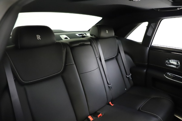 Used 2017 Rolls-Royce Ghost for sale $209,900 at Bugatti of Greenwich in Greenwich CT 06830 25