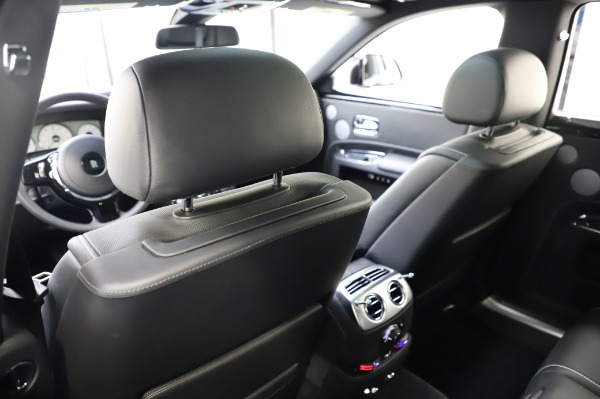 Used 2017 Rolls-Royce Ghost for sale $209,900 at Bugatti of Greenwich in Greenwich CT 06830 26
