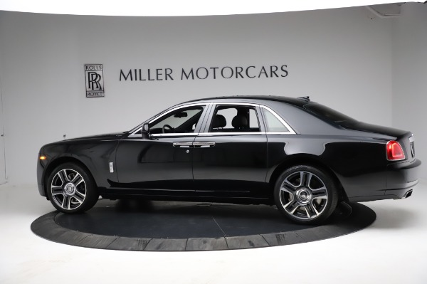 Used 2017 Rolls-Royce Ghost for sale $209,900 at Bugatti of Greenwich in Greenwich CT 06830 6