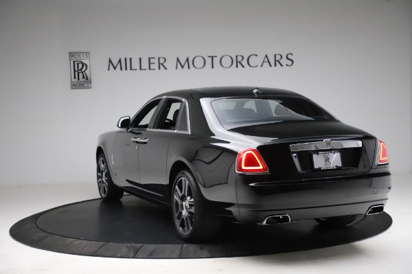 Used 2017 Rolls-Royce Ghost for sale $209,900 at Bugatti of Greenwich in Greenwich CT 06830 8